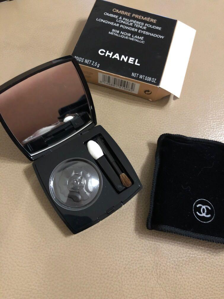 Chanel Ombré Premiere Eyeshadow - longwear powder eyeshadow