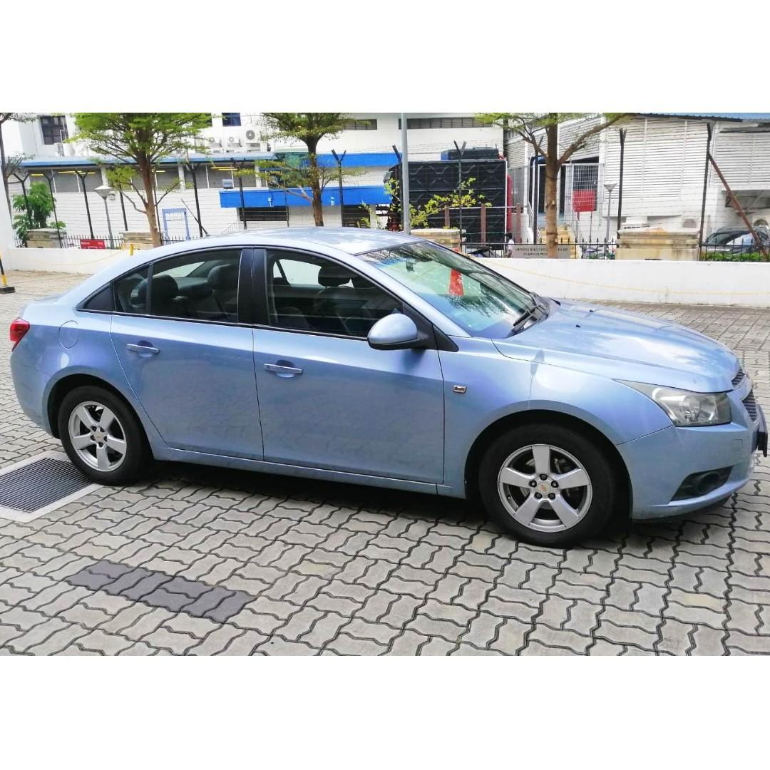 Chevrolet Cruze - Many ranges of car to choose from, with very reliable rates!