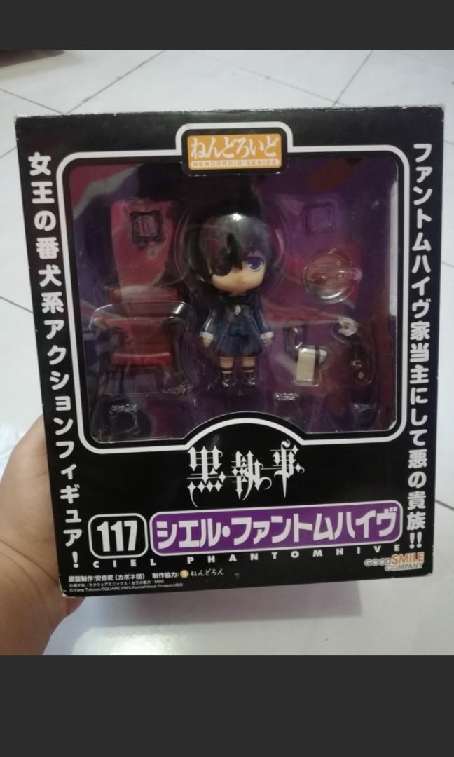 Ciel Kuroshitsuji Black Butler Nendoroid Original