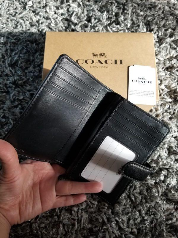 Coach Women Medium Wallet 女裝銀包