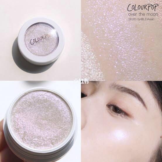 FINAL PRICE Colourpop supershock over the moon highlighter