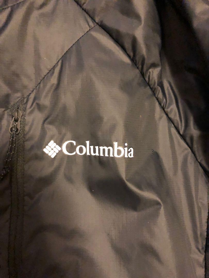 Columbia 全防水風衣外套