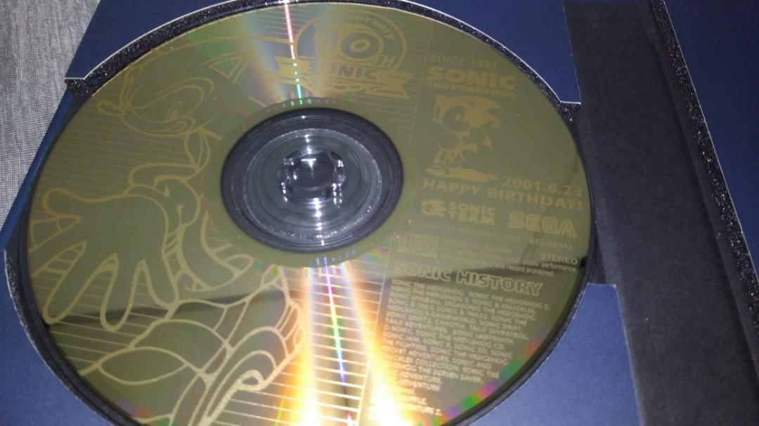 DC 音速小子大冒險2     10週年記紀念版
