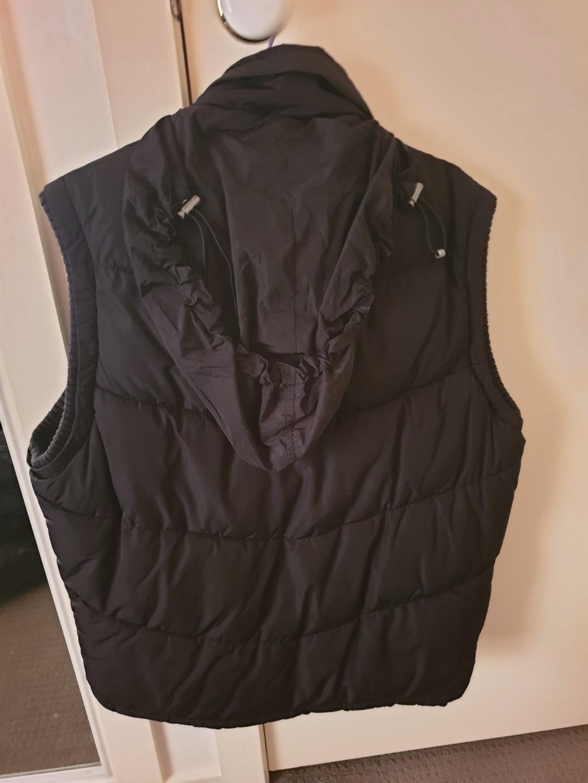 ENERGIE/MISS SIXTY : Pacific Mens Gilet Jack (vest) Black