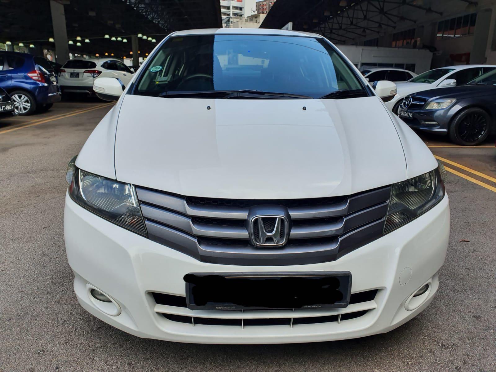 Honda City LX 1.5A I-VTEC