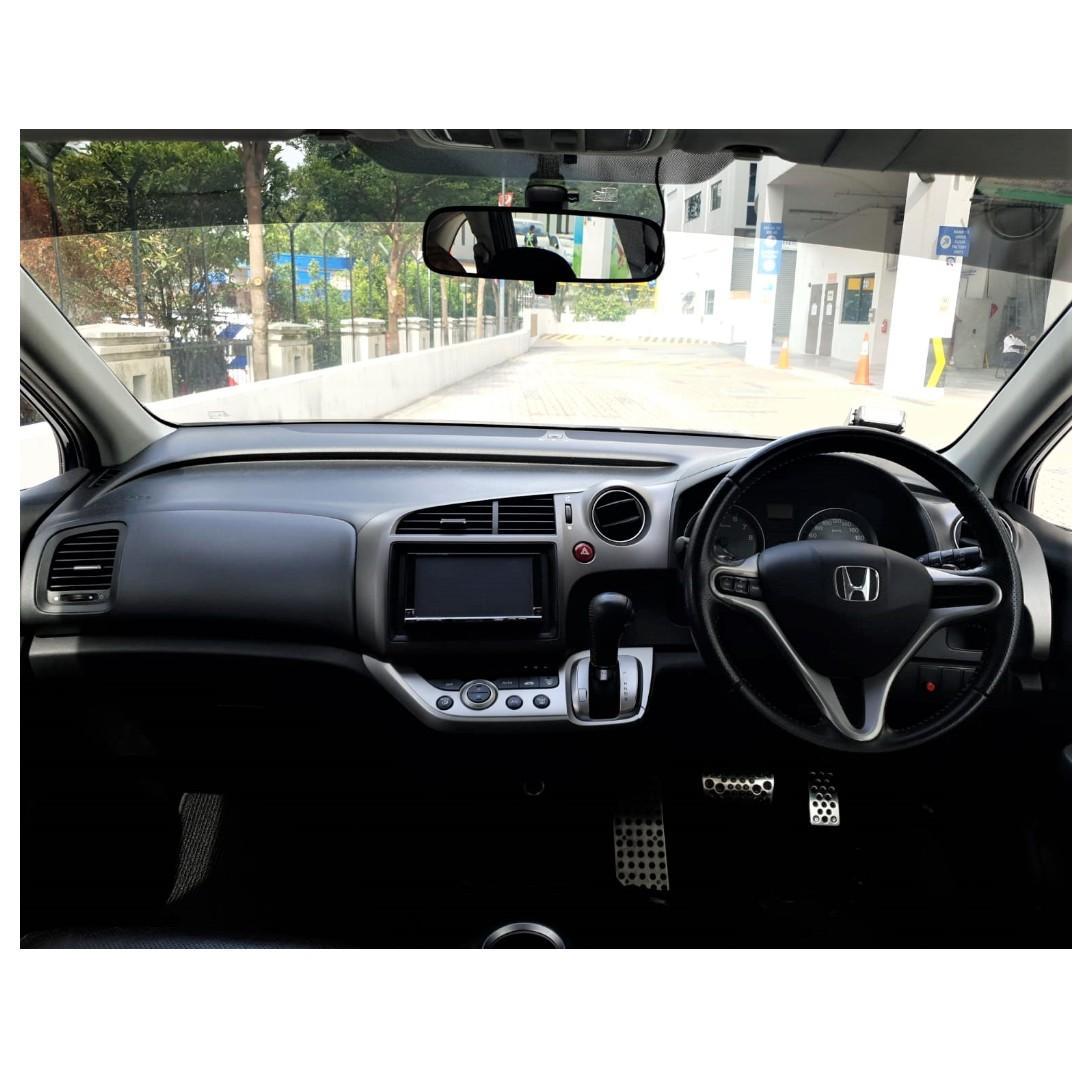 Honda Stream - MPV/SEDAN/HATCHBACK AND MANY MORE !!!