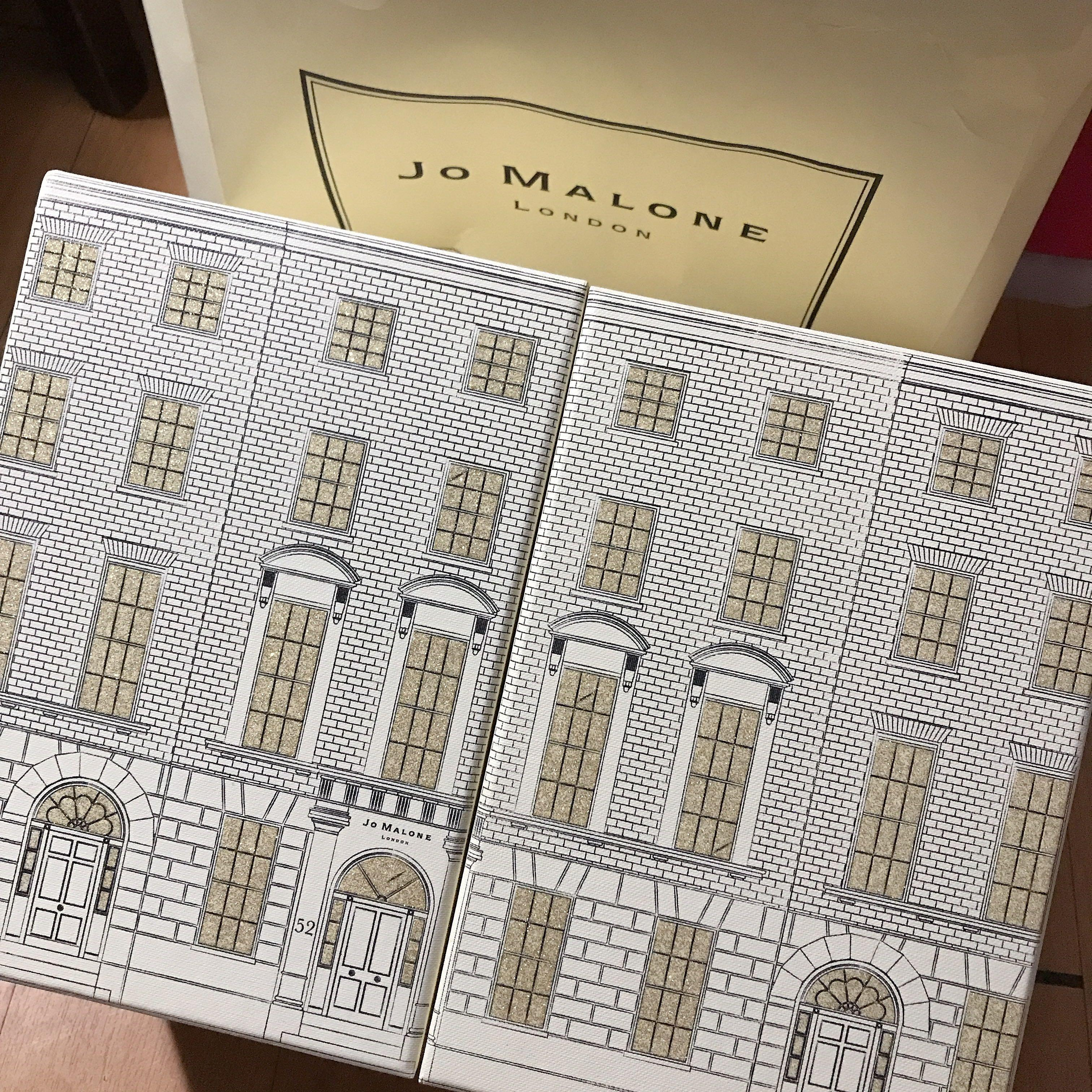 現貨Jo malone London Xmas advent calendar限量版