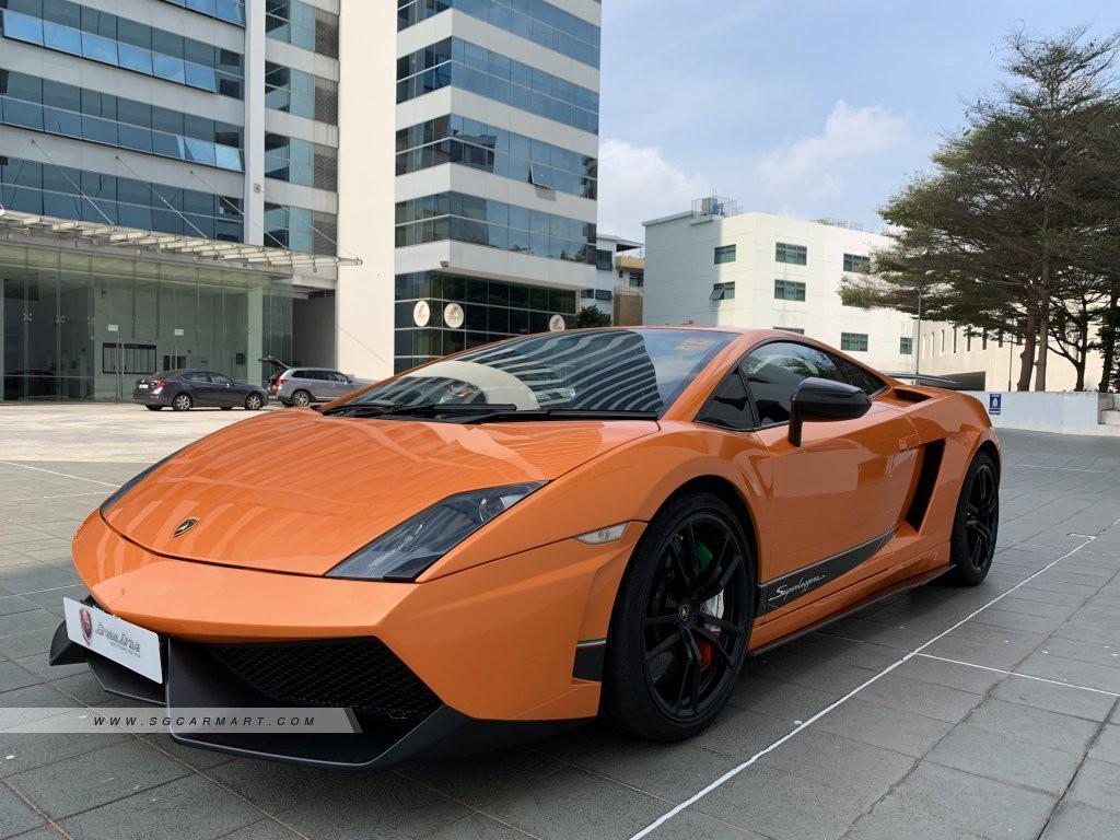 Lamborghini Gallardo LP 570-4 (M)