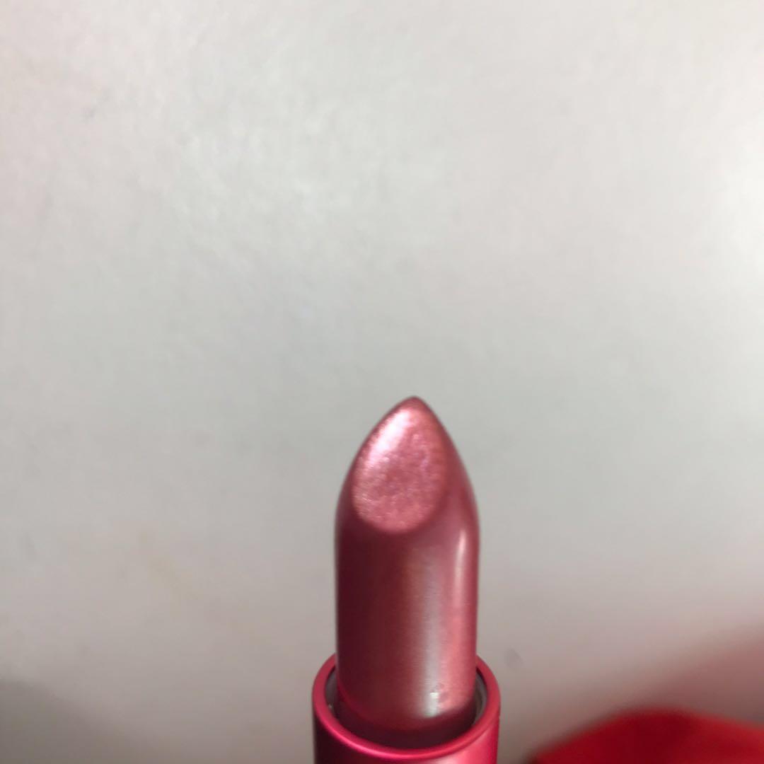 Mac Cosmetics lipstick viva glam IV A94 FROST LIPSTICK