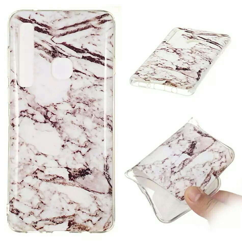 Marble Pattern TPU soft case