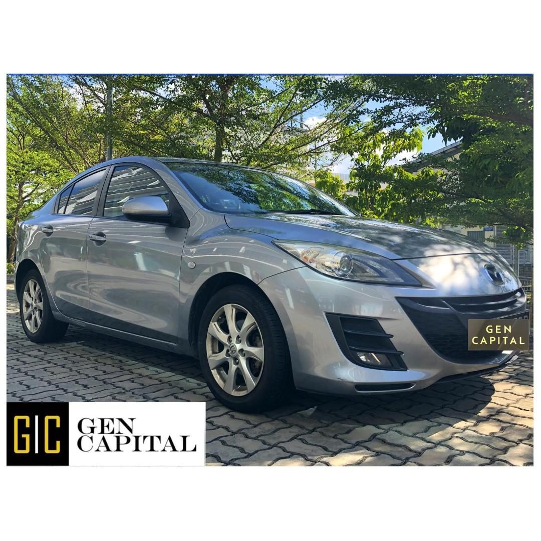 Mazda 3 -  Lowest rental rates and Many ranges of car to choose from, with very reliable rates!