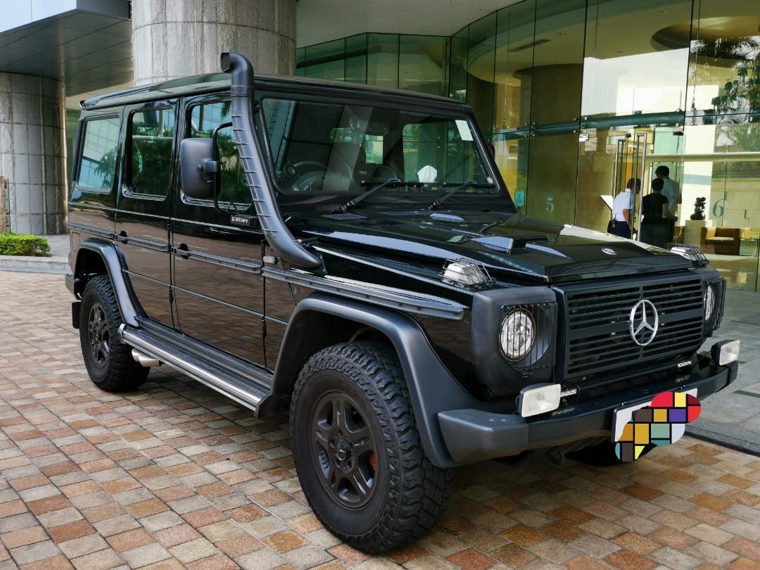 Mercedes-Benz G Class, G Wagon G300 Military Auto