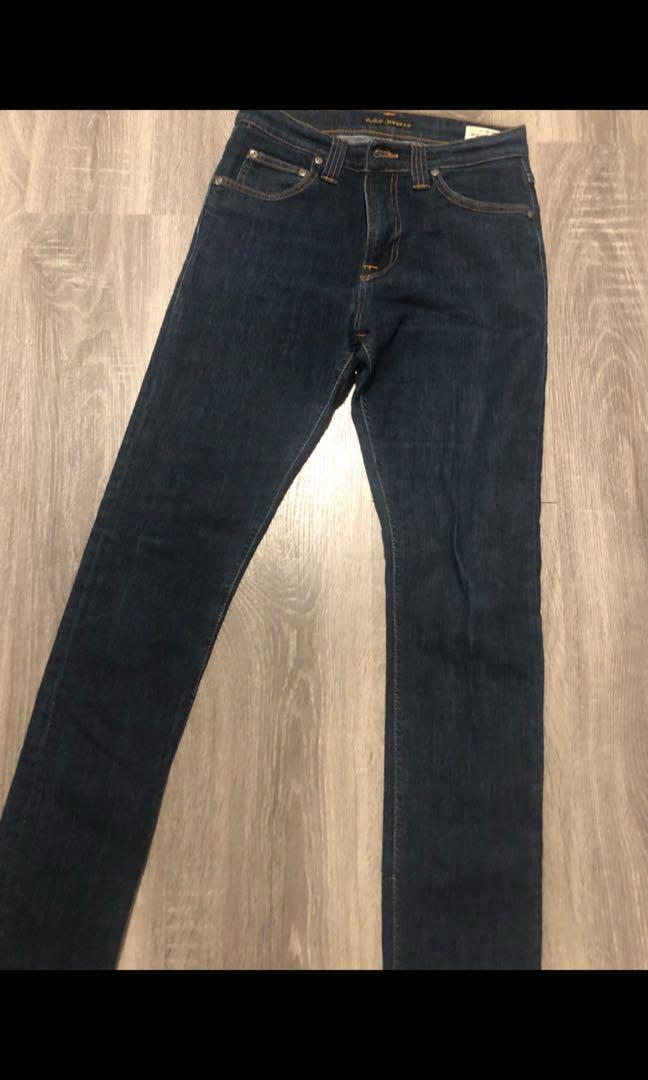 New without tags - Nudie jeans size 29 dark wash denim
