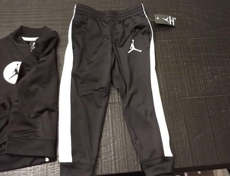 Nike Jordan Two Pieces Kids Sports Set 兒童運動套裝