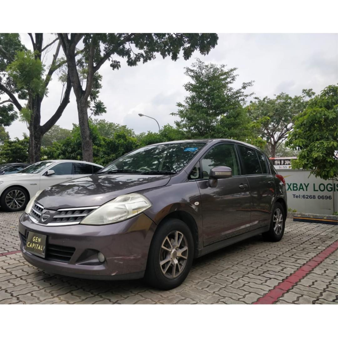 Nissan Latio - Immediate Collection @ 9739 6107 !!