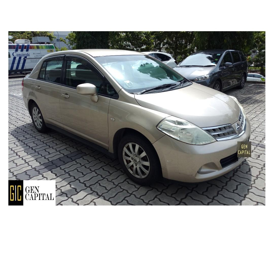 Nissan Latio - Immediate Collection, What are you waiting for? @ 9739 6107