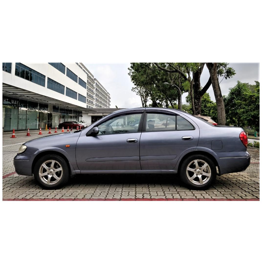 Nissan Sunny Manual - Immediate up for grabs!! @9739 6107