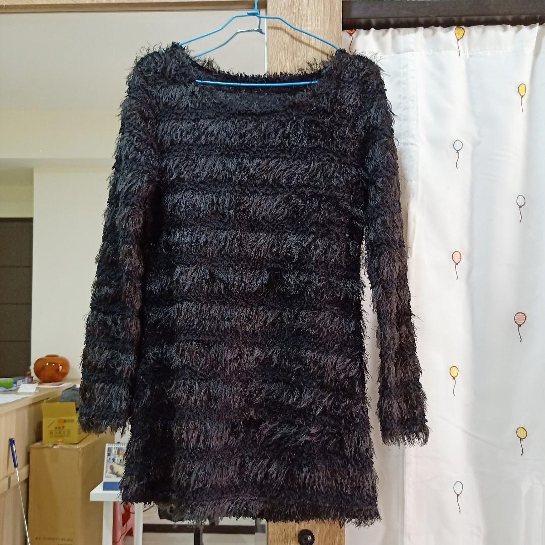 全新秋冬女裝氣質OL風保暖毛衣
