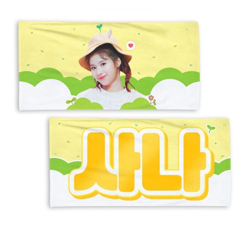SANA - 'TWICELIGHTS' IN JAPAN Cheering Slogan [12/11]
