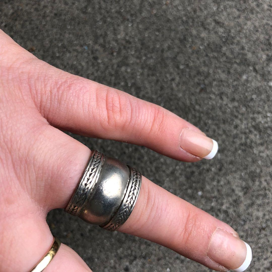 Silver ring - (Price includes free standard shipping within Australia)