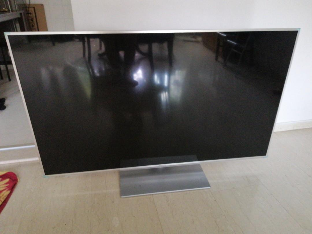 Spoilt Panasonic viera 55inch led  TV