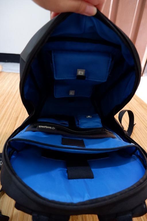 Tas Laptop Bodypack Backpack