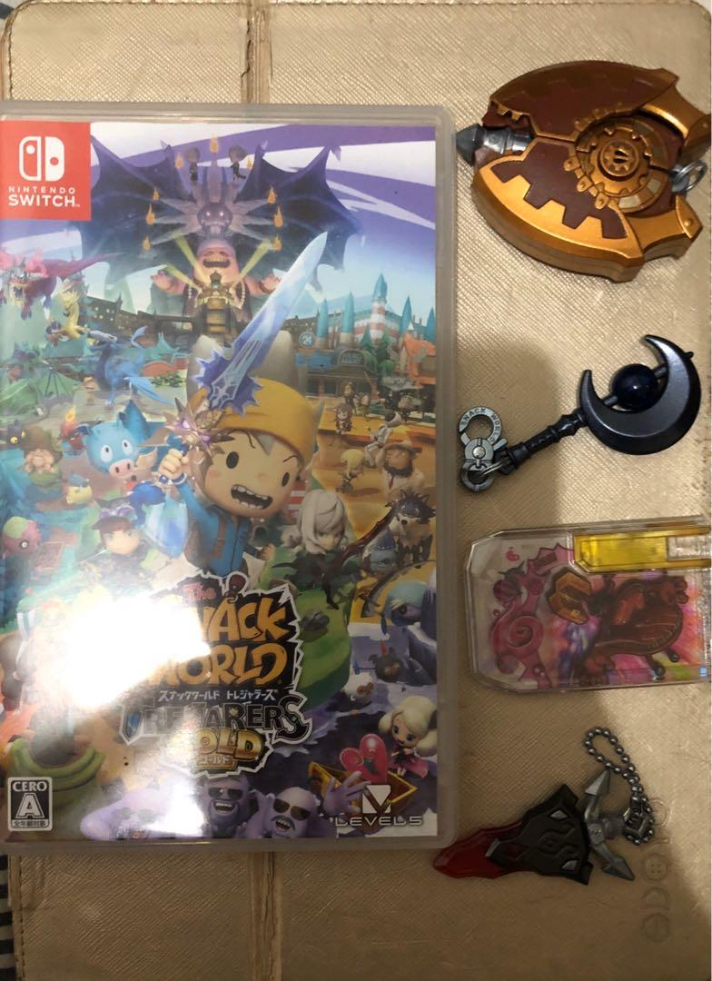 the snack world(日文)連神器