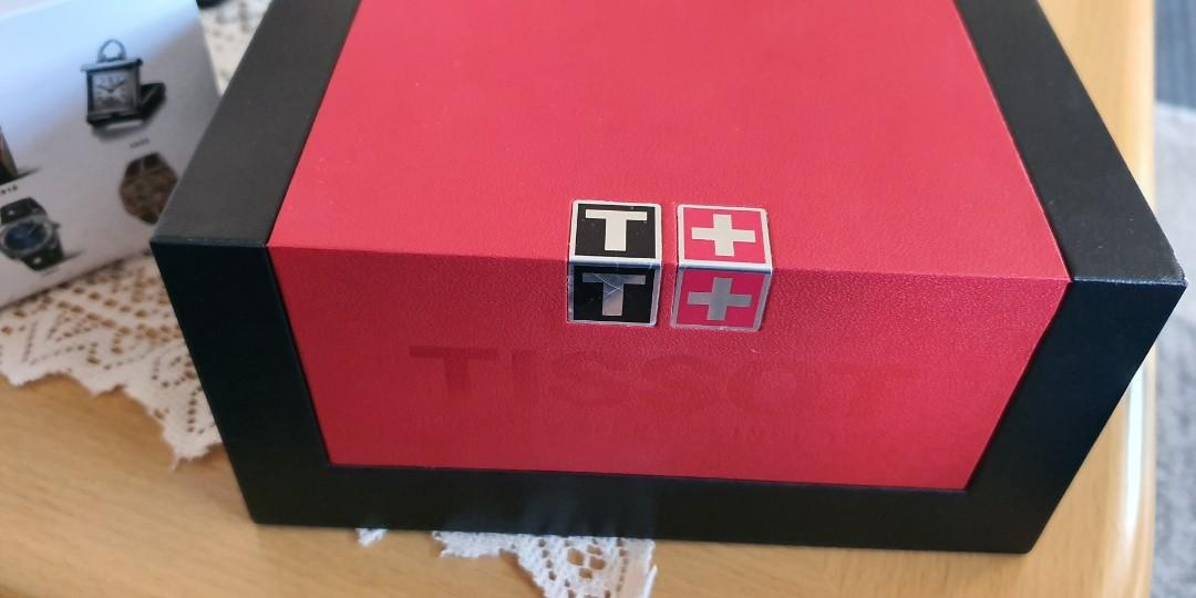 Tissot Ballade III Quartz T031.210.22.033.00