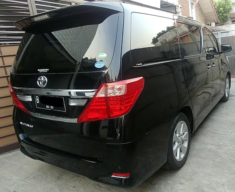 Toyota Alphard G Premium Sound 2013 / 2012 Hitam - 18 Speaker