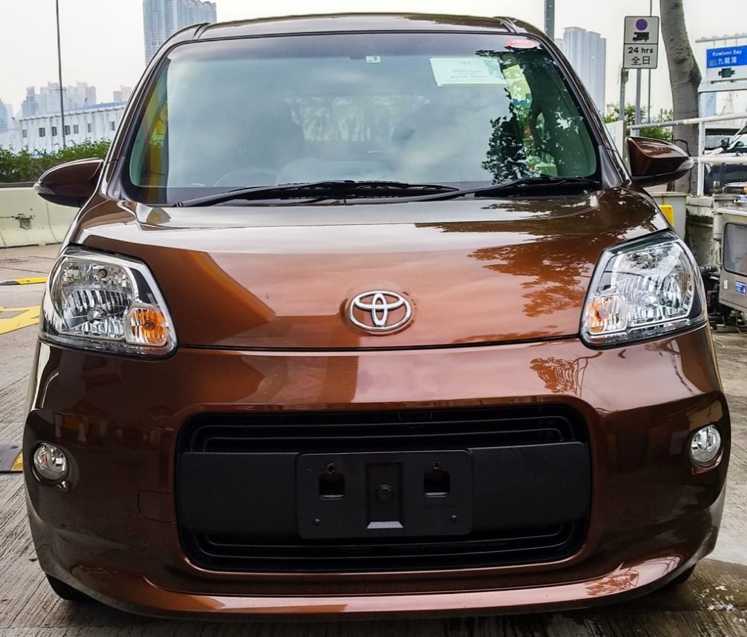 TOYOTA PORTE 1.5G LIMITED CHOCOLATE 2013