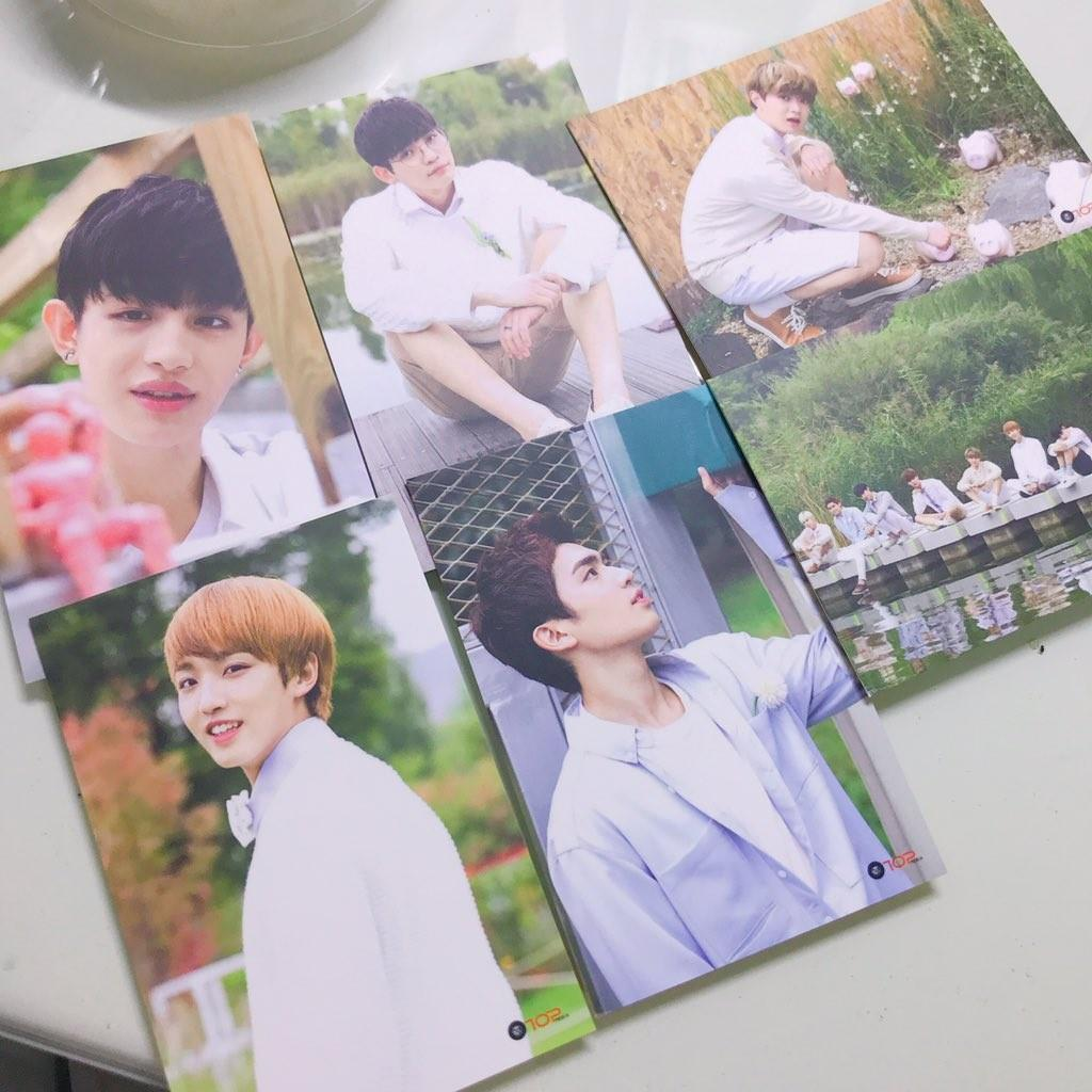UP10TION HONEY 2ND FANCLUB KIT