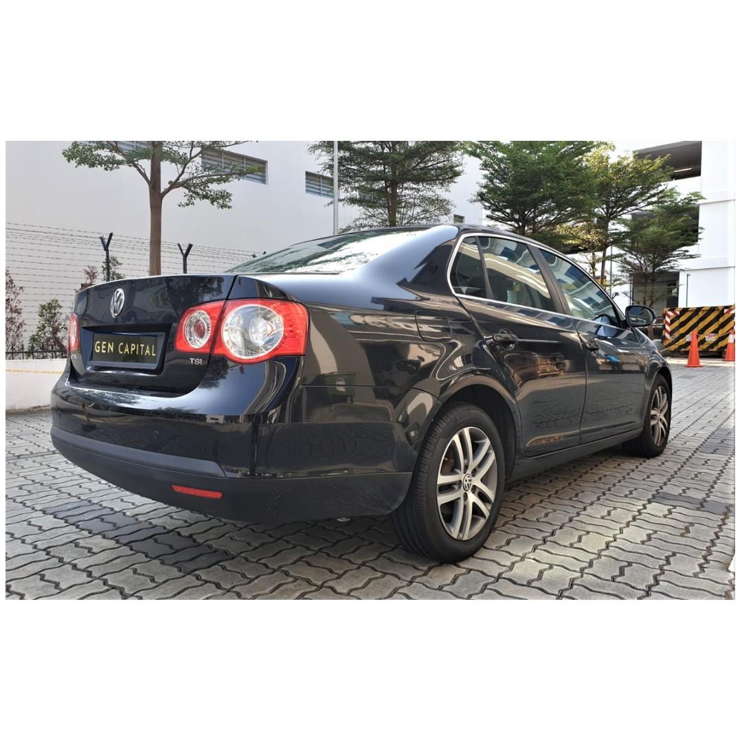 Volkswagen Jetta - Lowest rental rates, with the friendliest service!