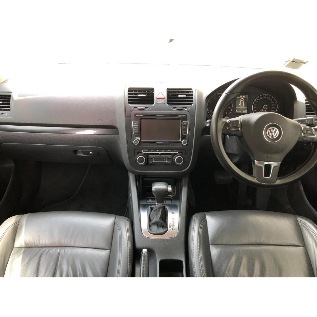 Volkswagen Jetta TSI - Excellent Rental Rates with Excellent Service !!