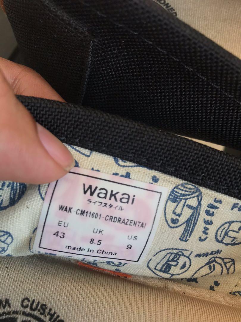 Wakai cordura fabric originals 43 #visitsingapore