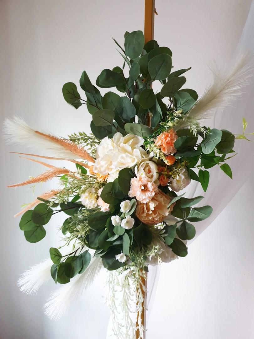 Wedding floral arch  [3 days rental] 💐