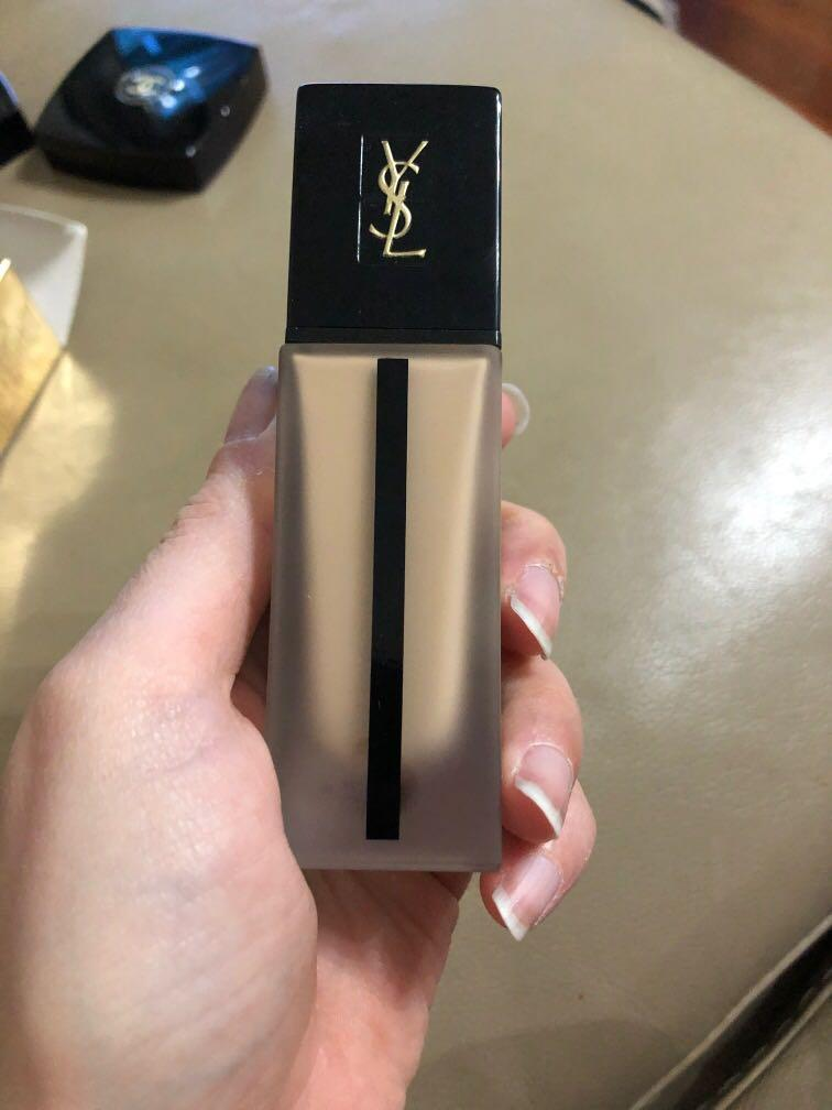 YSL all hours foundation - colour B40 sand. Brand new in box authentic