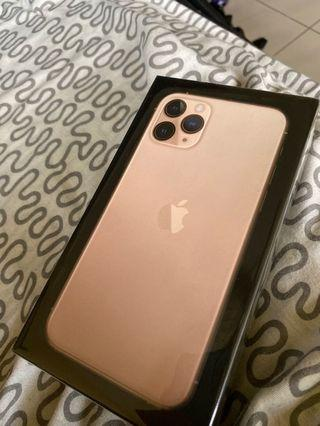Iphone 11 pro 256GB myset new