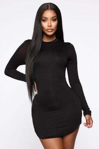Fashion nova Beverley Hills tunic dress