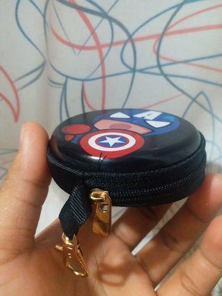 Captain america coin perk
