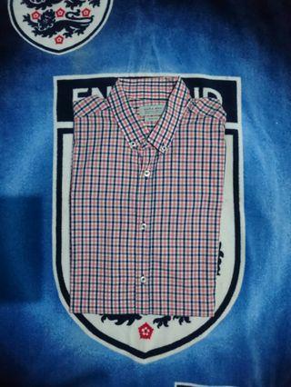 Kemeja Zara man Made in portugal