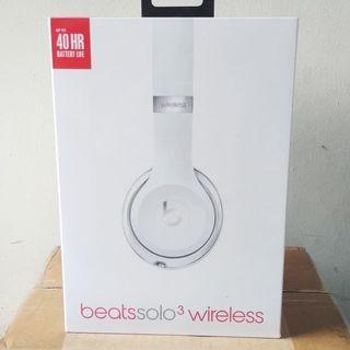 Beats 3 solo wireless BNIB