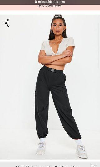 Missguided Cargo Pants