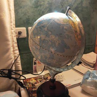 地球儀(有燈