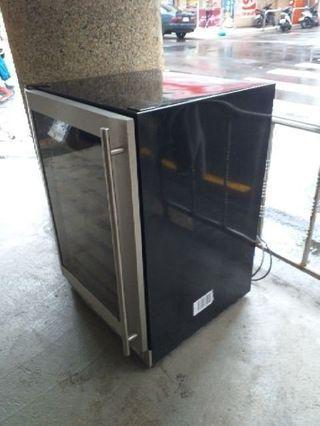 GE 美國奇異 摩洛根系列 紅酒櫃 7層全拉式紅酒櫃 容量57瓶