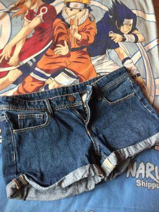 H&M Denim Short Pants