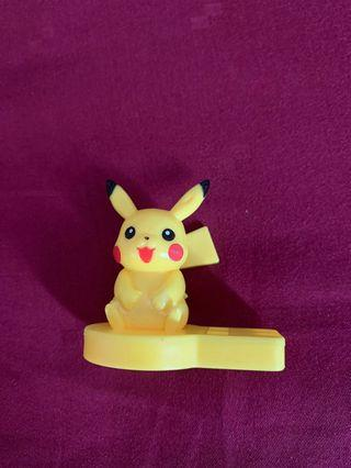 Pikachu with whistle