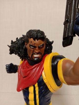 #PayDay80 Bowen Designs Marvel X-men Bishop mini bust