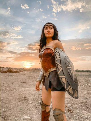 Wonder woman costume adult for rent