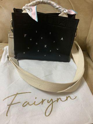 Fairyn bag + free twilly bunny