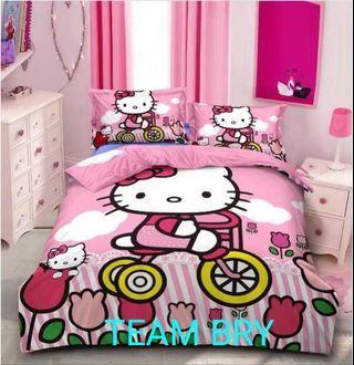 Bedsheets comforter set